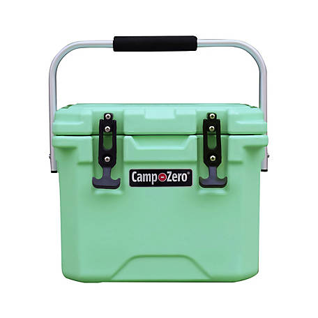 Camp-Zero 10L Premium Cooler, Green