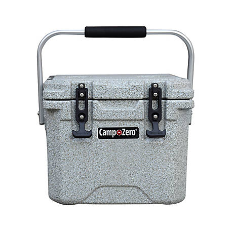 Camp-Zero 10L Premium Cooler, Granite