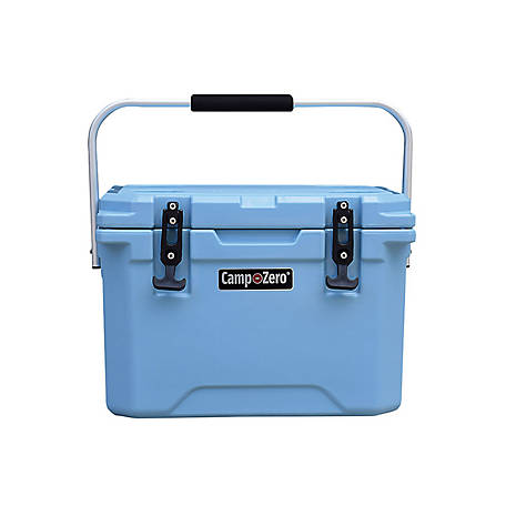 Camp-Zero 20L Premium Cooler, Blue
