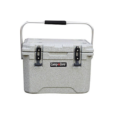 Camp-Zero 20L Premium Cooler, Granite