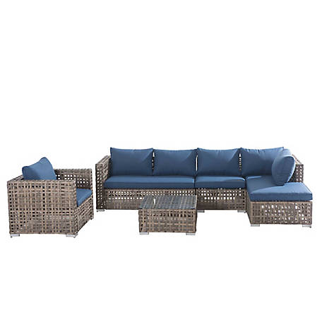 Sunjoy Kyle Small Spaces Seating Set