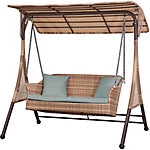 Sunjoy Wicker Swing