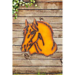 Sunjoy Horse Wall Decoration.