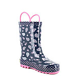 Western Chief Girl's Paisley Rubber Boot, TSC2410896P