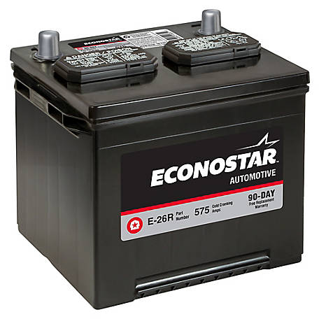 Econostar Automotive Battery, E-26R
