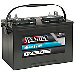 Traveller 27DC Marine & RV Battery