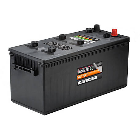 Traveller Heavy Duty Battery 4dlt