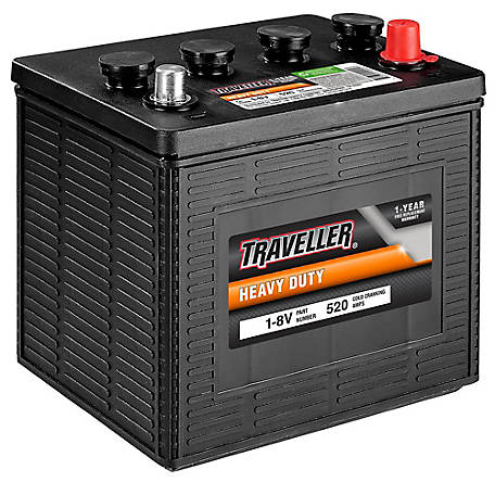 Traveller Heavy Duty Battery 1 8v