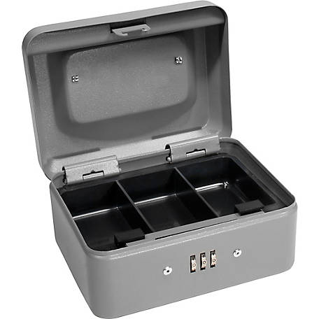 Barska Extra Small Cash Box with Combination Lock, CB11782