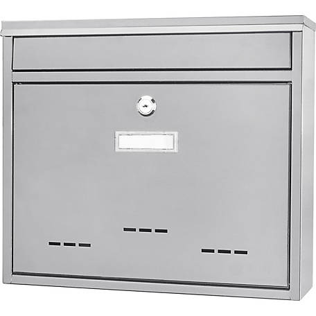 Barska Locking Wall Mount Mailbox Medium, CB13252