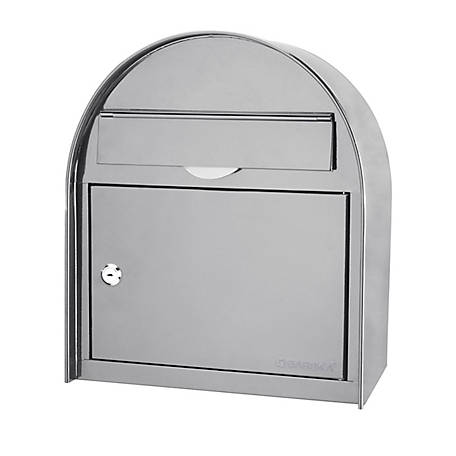 Barska Locking Wall Mount Mailbox Large, CB13254
