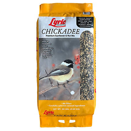 Lyric Chickadee Wild Bird Mix,, 20 lb.