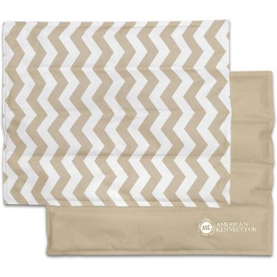 Buy American Kennel Club Chevron Pet Cooling Mat Online