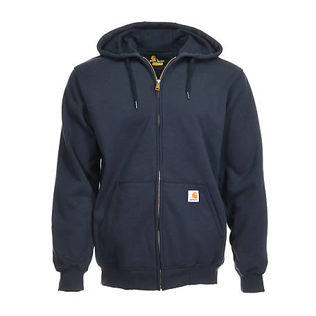 Carhartt Men's TSC Exclusive Full-Zip Rain Defender Sweatshirt