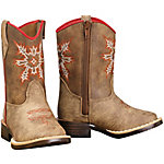 DBL Barrel Boy's Clay Distressed Boot