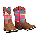 Blazin Roxx Girl's Camilla Serape Shaft Boot