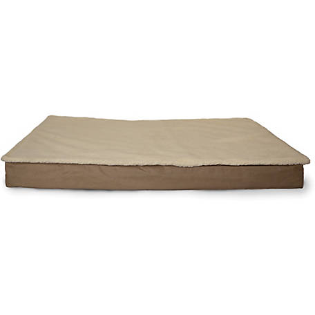 FurHaven Deluxe Outdoor Convertible Orthopedic Pet Bed