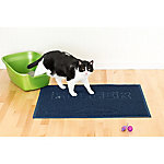 FurHaven Tiger Tough Killer Tidy Paws Litter & Food Mat