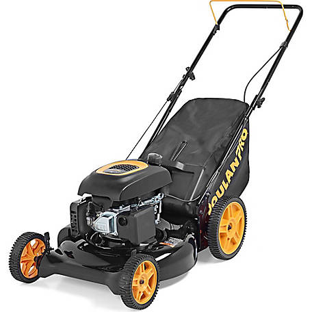 Poulan Pro Pr174n21rh3 21 In 174cc Series Walk Behind 3 1 Mower At Tractor Supply Co