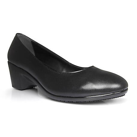 Genuine Grip Women's #8400 Slip-Resistant Dress Pump Shoes