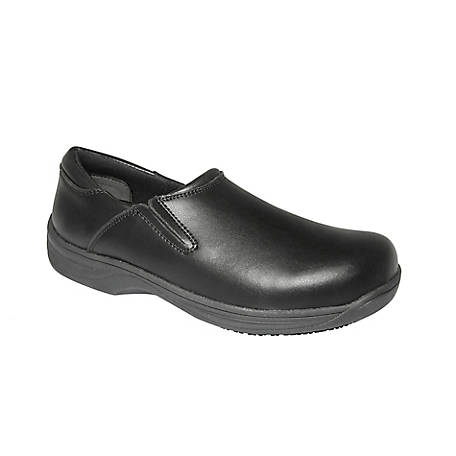Genuine Grip Women's #475 Slip-Resistant Slip-On Work Shoes