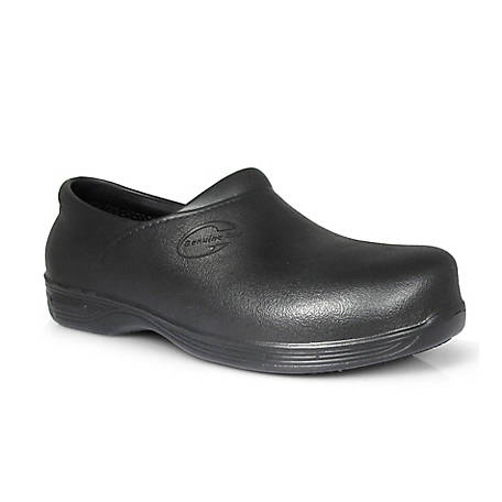Genuine Grip Women's #385 Slip-Resistant Waterproof Injection Work Clogs
