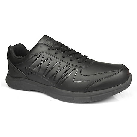 Genuine Grip Men's #1600 Slip-Resistant Athletic Work Shoe