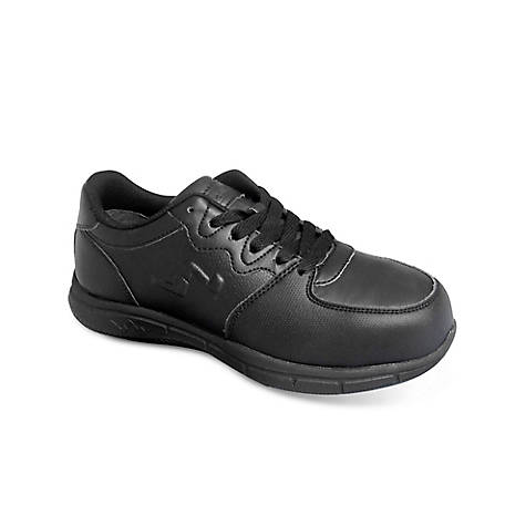 S Fellas by Genuine Grip Men's #5020 Composite Toe Athletic Work Shoe
