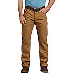 Dickies Men's FLEX Regular Fit Straight Leg Tough Max Duck 5-Pocket Pant