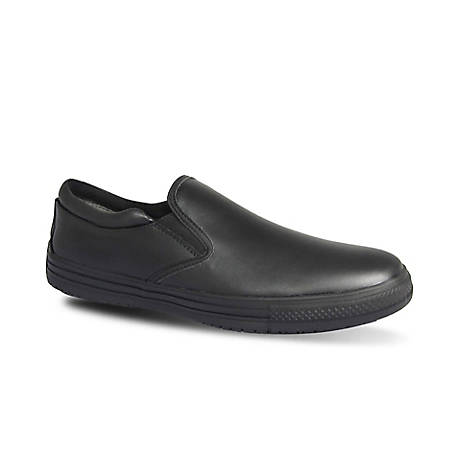 Genuine Grip Women's #260 Slip-Resistant Retro Slip-on Work Shoe