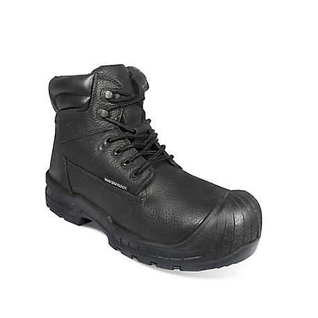 S Fellas by Genuine Grip Men's 6100 Vulcan Composite Toe Puncture Resistant Work Boot