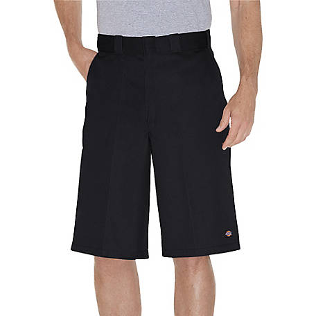 Dickies Men's 13 in. FLEX Loose Fit Multi-Use Pocket Work Short