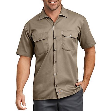 dickies Mens Work Shirt