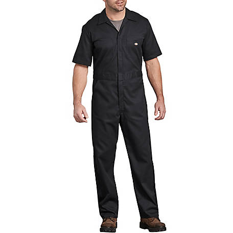 Dickies Men's Flex Short Sleeve Coverall