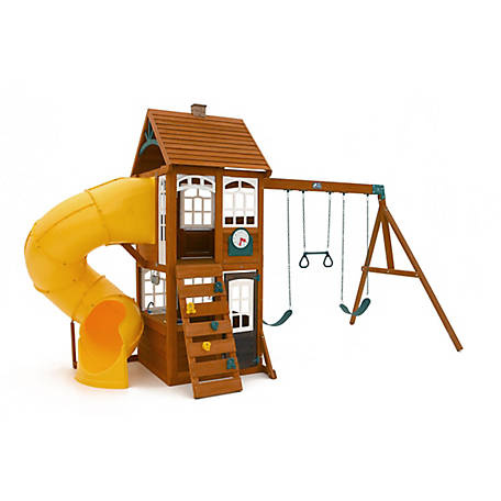 KidKraft Creston Lodge Playset