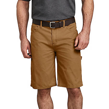 Dickies Men's 11 in. Relaxed Fit Lightweight Duck Carpenter Short