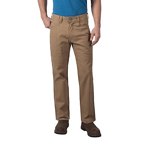 Walls Men's Move It Double-Knee Durable Water Repellent Stretch Duck Work Pant