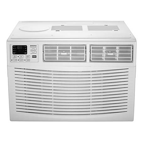 Amana 15,000 BTU 115V Window-Mounted Air Conditioner with Remote Control