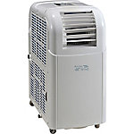 Arctic Wind Portable Air Conditioner with Remote Control for Rooms up to 200 Sq. ft.