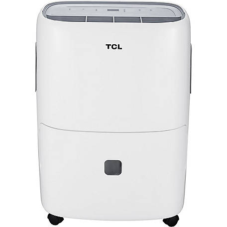 TCL Energy Star 50 Pint Dehumidifier 1, DEA50E