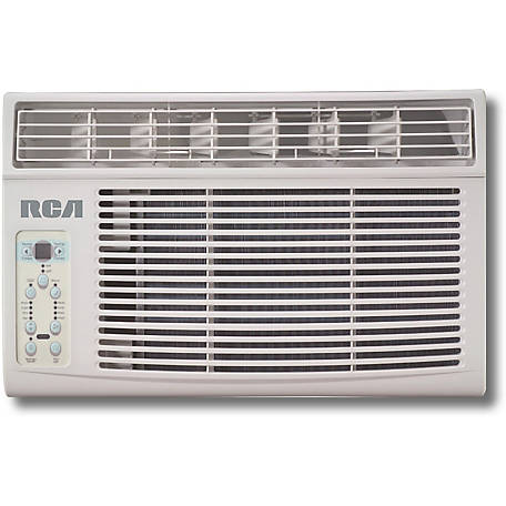 RCA 8,000 BTU 115V Window Air Conditioner with Remote Control