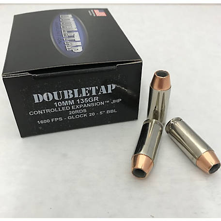 DT 10mm 135GR Controlled Expansion JHP, 10MM135CE
