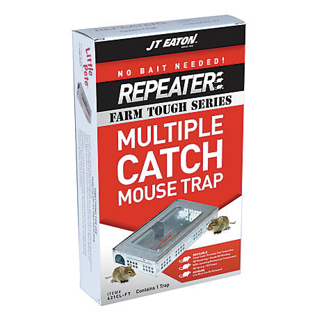 JT Eaton Repeater Multi Catch Live Trap