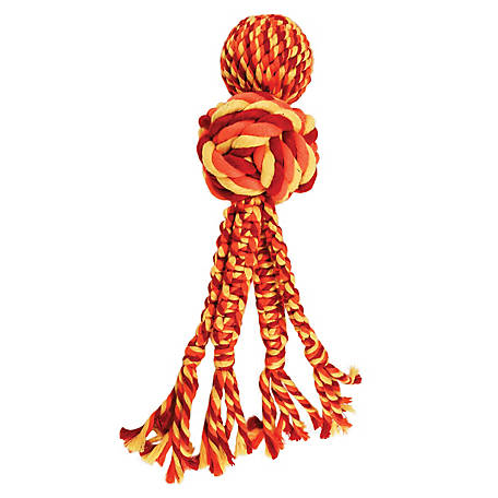 KONG Wubba Weave Dog Toy, WVR1