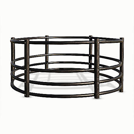 Century Livestock Feeders Poly Round Bale Feeder, CHR46 at Tractor Supply  Co
