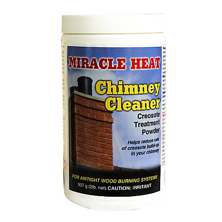 US Stove Miracle Heat Chimney Cleaner