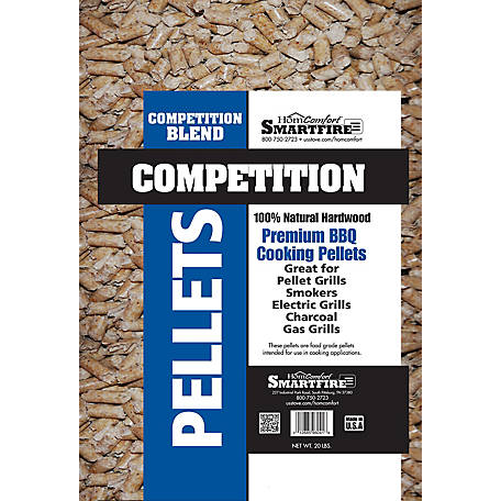 HomComfort Competition Wood Pellets, SFEP20
