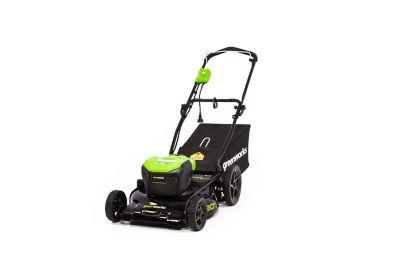 Greenworks 12 Amp 20 in. Brushed Mower-MO12B00