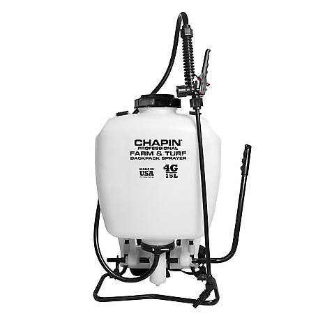 Chapin 4 gal. Backpack Sprayer, 60104
