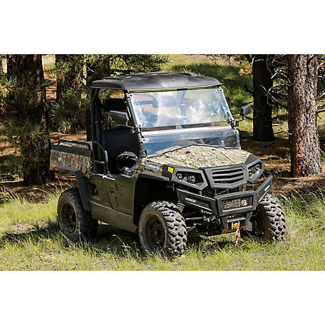 Side By Side Utv >> Coleman Outfitter 550cc Utv At Tractor Supply Co